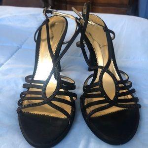 Nina strappy High heel shoes